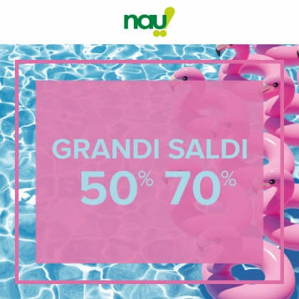 Continuano i Grandi Saldi NAU! | CremonaPo