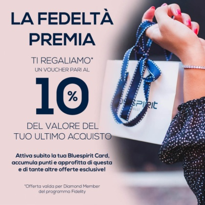Bluespirit Card | CremonaPo