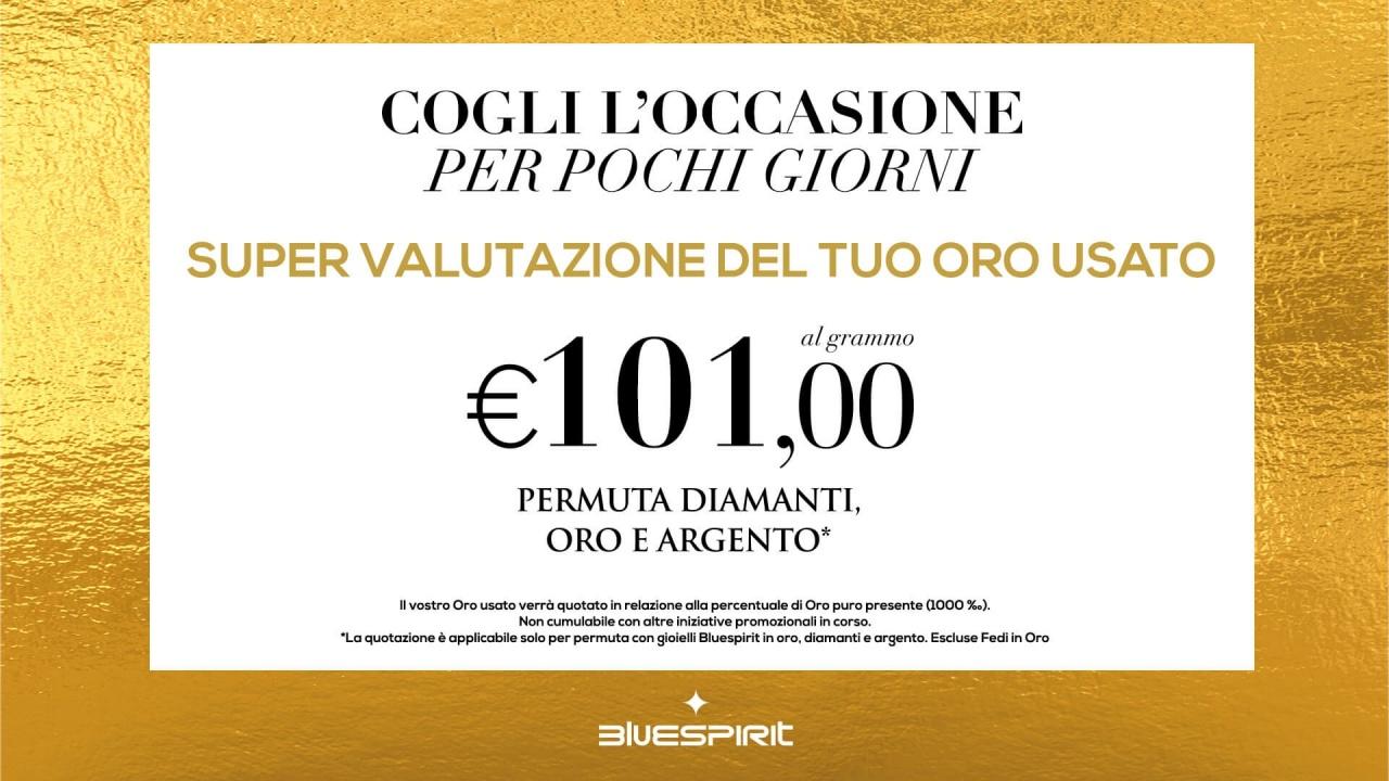 Super Valutazione Oro Usato | Promo | CremonaPo