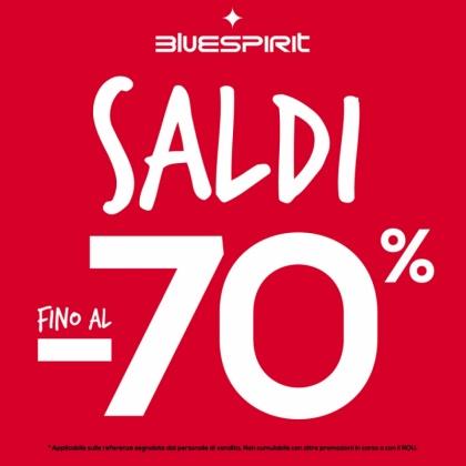 Saldi Bluespirit | CremonaPo