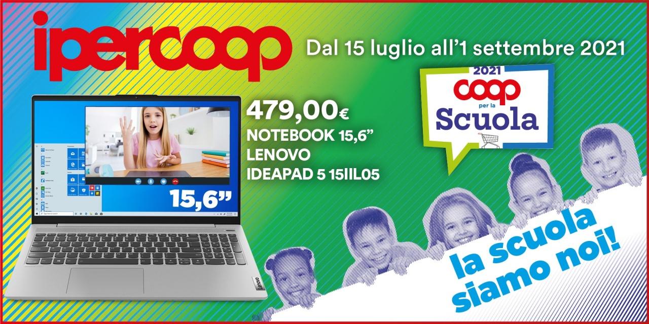 Coop per la Scuola | Offerte | CremonaPo