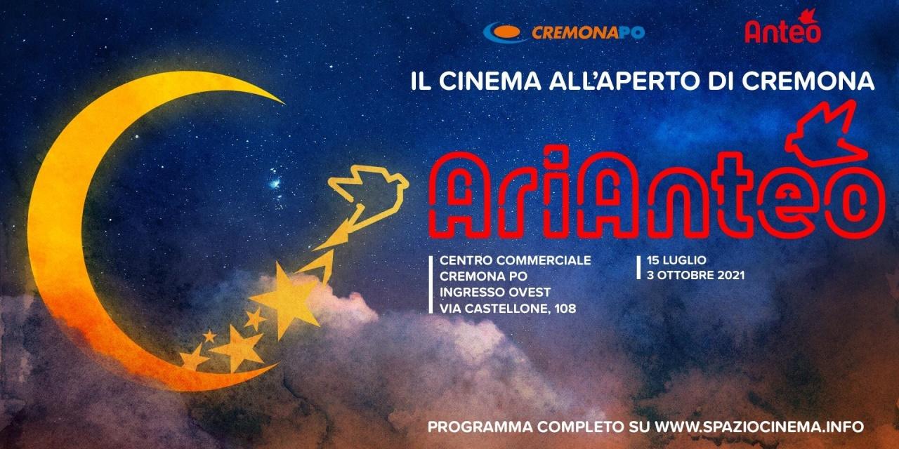 ARIANTEO CINEMA ALL'APERTO | CremonaPo