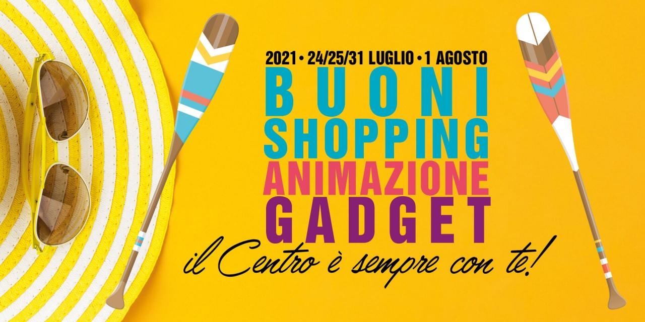 Buoni Shopping Animazione Gadget | CremonaPo