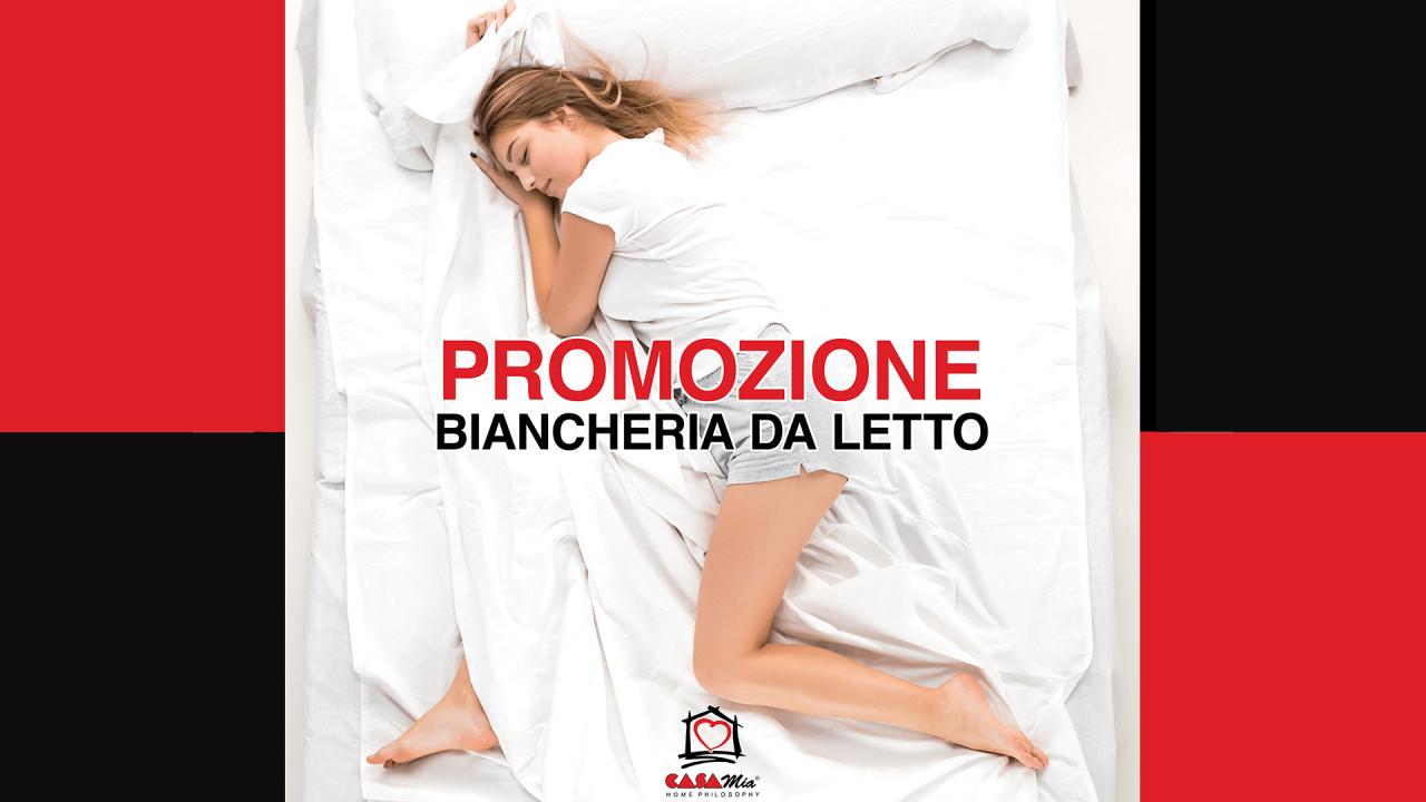 Promozione Biancheria da Letto | Offerte | CremonaPo
