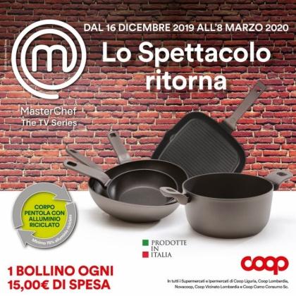 Master Chef - Lo Spettacolo ritorna   CremonaPo