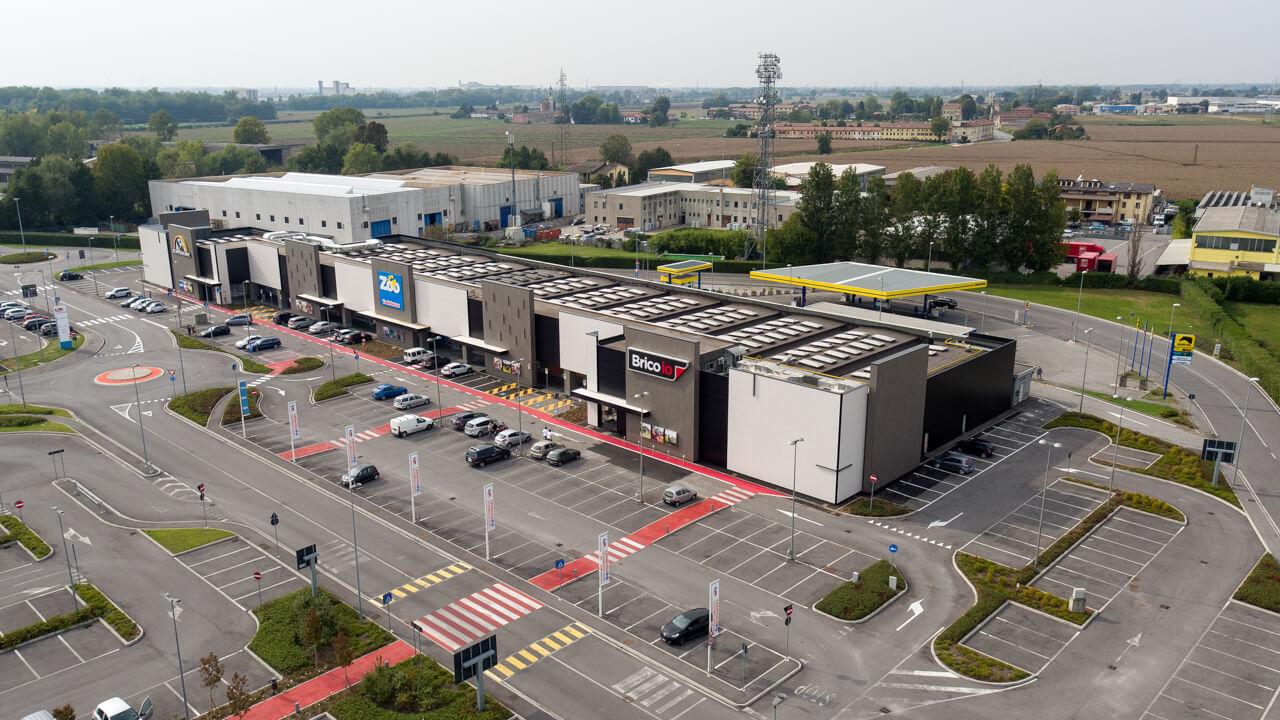 Area retail CremonaPo